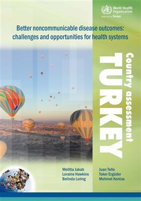 Better noncommunicable disease outcomes: challenges and opportunities for health systems